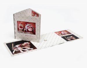 5x5 Tri-Fold CD/DVD Cover