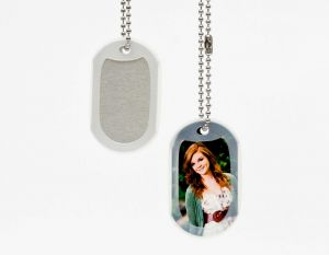 Dog Tag (Single Sided)