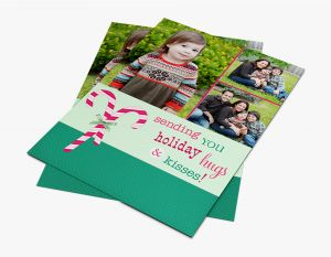 5x7 Photo Greeting Card
