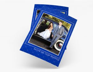 4x5½ Flat Greeting Card (12)