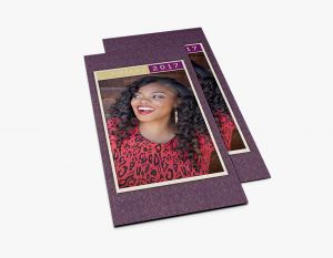4x8½ Flat Greeting Card (12)