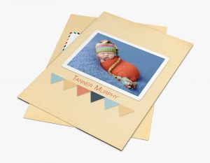 5x7 Flat Greeting Card (12)