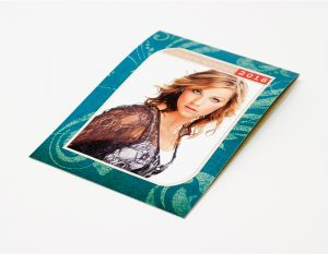 5x7 Single Fold Wide Format Greeting Card (12)