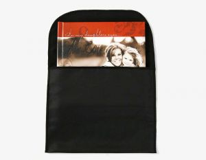Large Microfiber Presentation Bag