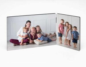 Photo Panel with Hinges