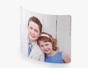 15x10 standUP® Curve (Double Sided)