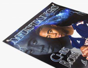 48x60 Vinyl Banner