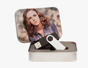 USB Tin