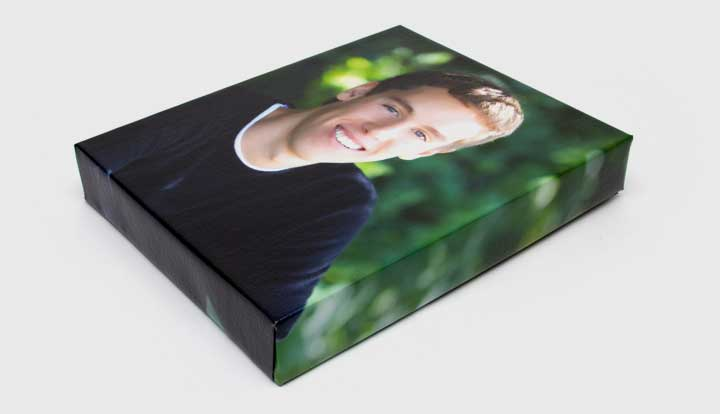 Full Color Photographic Print Wraps