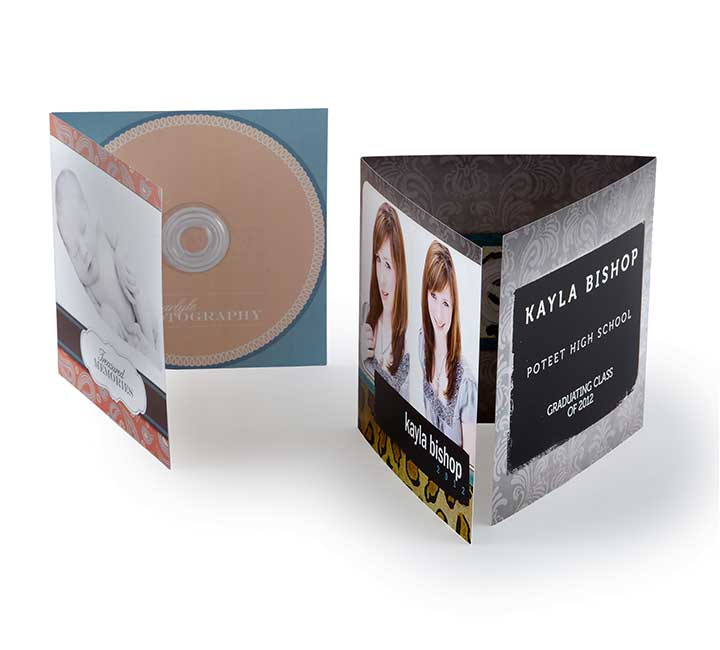 Full Color CD/DVD Covers
