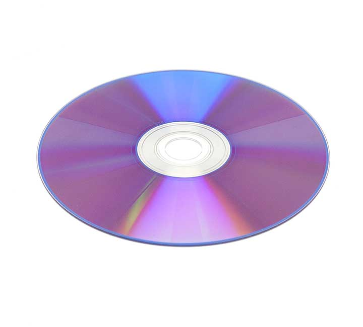 Full Color Full Color Copyright Printed Discs