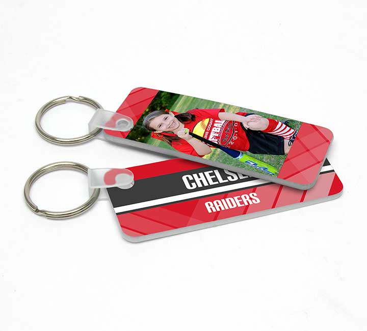 Full Color Key Chains