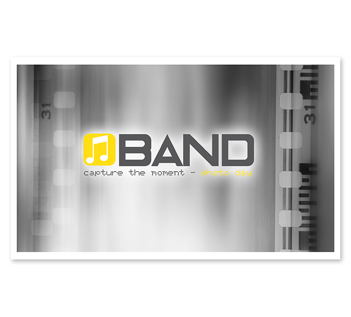 Full Color Band Moneybag