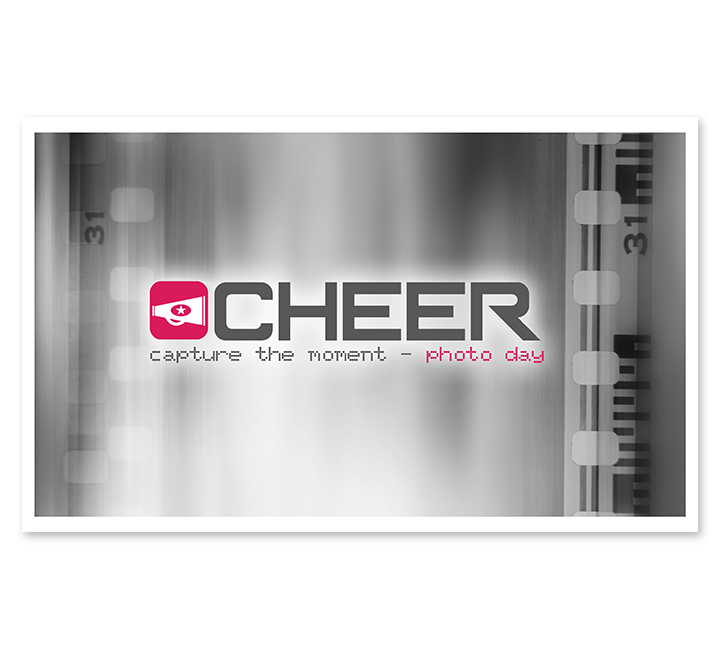 Full Color Cheer Moneybag