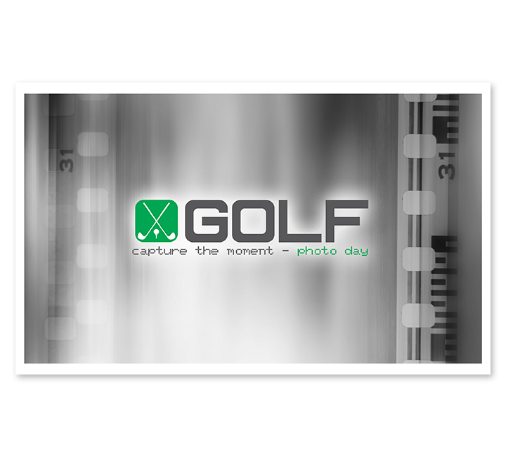Full Color Golf Moneybag