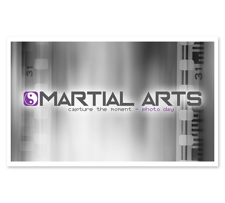 Full Color Martial Arts Moneybag