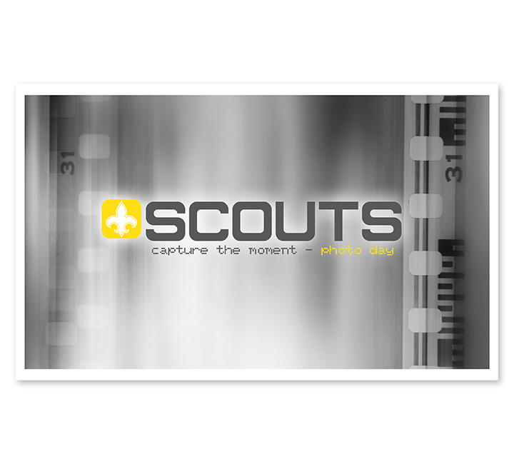 Full Color Scouts Moneybag