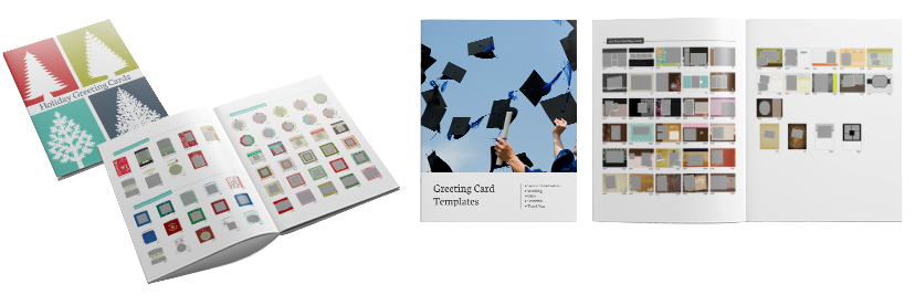 Greeting Card & Graduation Announcement Guides