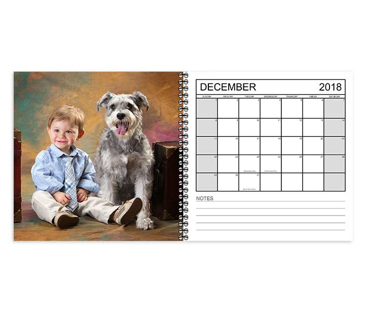 Full Color Calendars