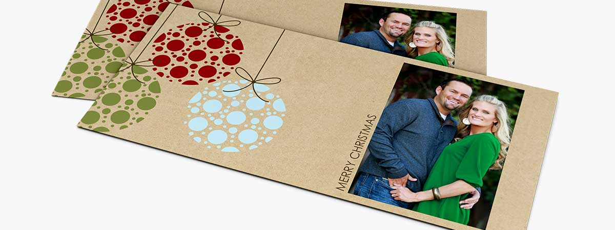 Full Color Flat Greeting Cards