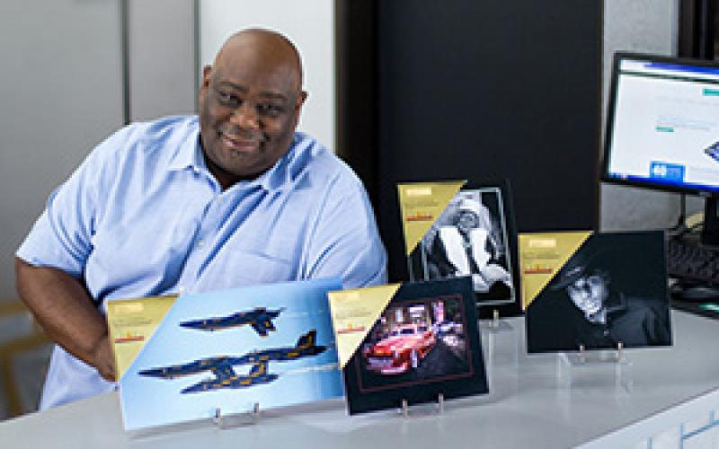 Full Color's Derrick Waiters Awarded 2 TPPA Merit Scores!